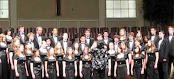 Moody Chorale Concert